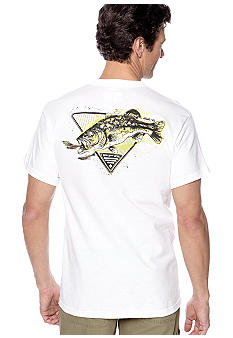 Columbia PFG Bass Strike Short Sleeve Tee