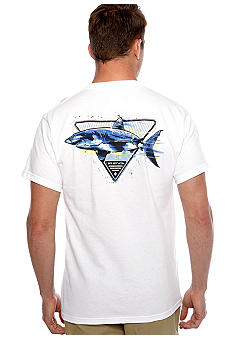 Columbia PFG Fish Til The End Short Sleeve Tee