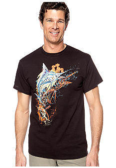 Columbia PFG Jumping Marlin Short Sleeve Tee