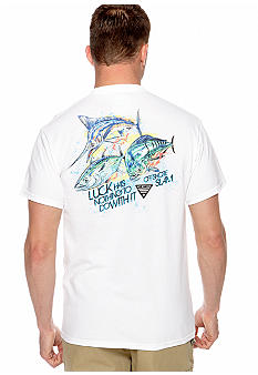 Columbia PFG Off Shore Charm Short Sleeve Tee