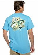 Columbia™ PFG Off Shore Charm Short Sleeve Tee
