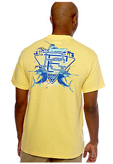 Columbia PFG Lock Up Short Sleeve Tee