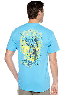 Columbia PFG Fortunes Are Made Short Sleeve Tee
