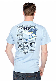 Columbia PFG Elements Short Sleeve Tee
