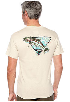 Columbia PFG Great Catch Short Sleeve Tee