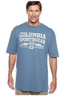 Columbia Big & Tall Skyline Tee
