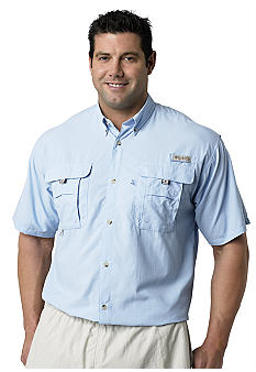 Columbia Big & Tall Bahama II Short Sleeve Shirt