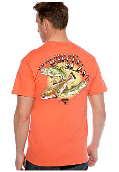 Columbia Big & Tall PFG Inshore Slam Fest Tee