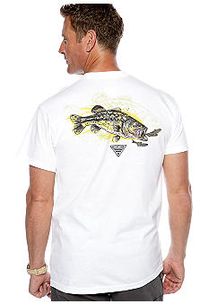 Columbia PFG Bass Fest Graphic Tee