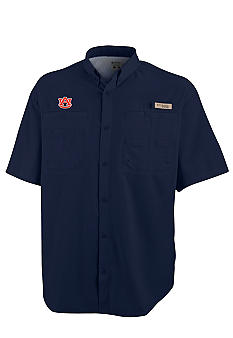 Columbia™ Collegiate Tamiami™ Woven Shirt (Additional Schools Available)