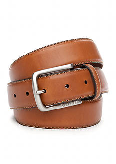 Tommy Hilfiger Big & Tall Frenzy Leather Casual Belt