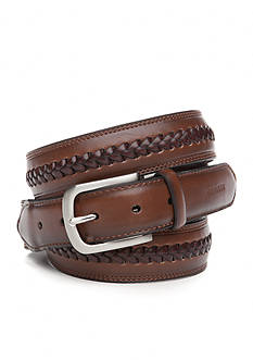 Tommy Hilfiger Big & Tall Leather Casual Belt