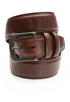Columbia Men's Oil Tan Casual Belt
