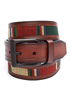 Columbia Guatemalan Fabric Belt