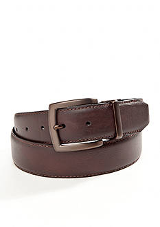 Columbia 1.5-in. Leather Hamlock Grove Reversible Belt