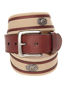 Columbia Fabric Grommet Belt