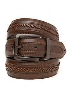 Columbia™ 1.38-in. Reversible Leather Belt