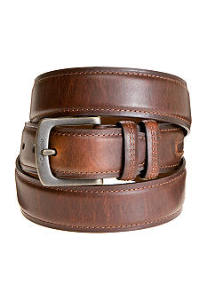 Columbia Big & Tall Leather Belt