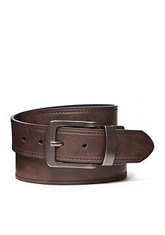 Levi's Big & Tall Laminate Reversible Belt