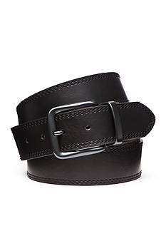 Levi's Big & Tall Reversible Textured Belt