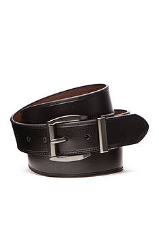 Levi's Big & Tall Creased Reversable Thick Belt
