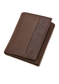 Columbia Antero Trifold RFID Security Wallet