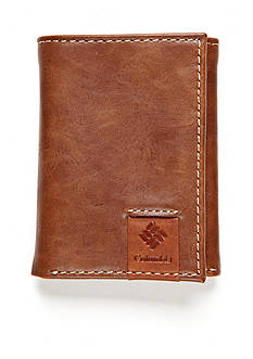 Columbia™ Trifold Wallet