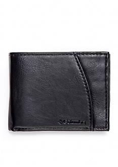 Columbia Extra Capacity RFID Slimfold Wallet