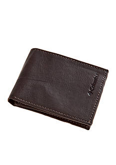 Columbia Travel RFID Security Wallet