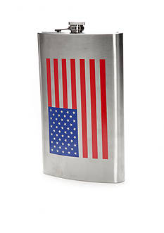 Wembley™ 64-oz. Americana Jumbo Flask