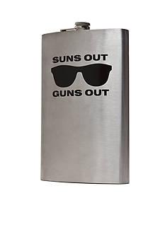 Wembley™ Suns Out Guns Out 64 oz. Flask