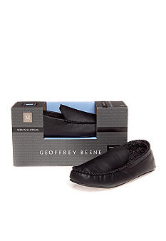 Geoffrey Beene Leather Driving Moccasins