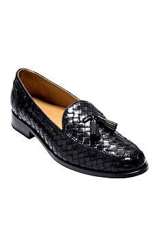 Cole Haan Brady Woven Tassel Loafer