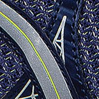 Mens Footwear: View All: Indigo Blue ASICS Gel Exalt 2 Lite Show Sneaker