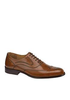 Johnston & Murphy Stratton Wingtip Oxford Shoe