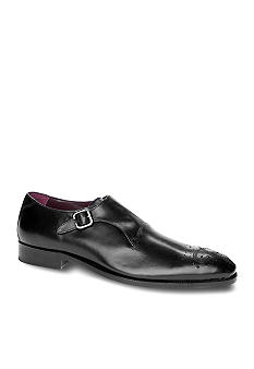 Johnston & Murphy Carlock Buckle Strap Slip-On