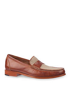Johnston & Murphy Danbury Linen Penny Loafer