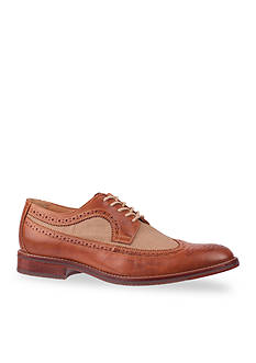 Johnston & Murphy Garner Wingtip Lace-Up Oxford Shoe