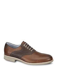 Johnston & Murphy Ellington Saddle Oxford