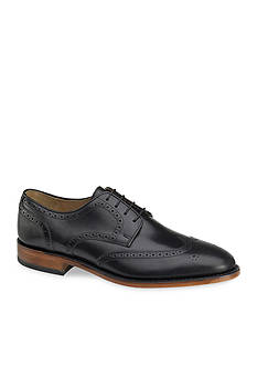 Johnston & Murphy Melton Leather Shoe