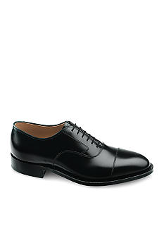 Johnston & Murphy Melton Dress Lace-Up Oxford- Extended Sizes and Widths Available
