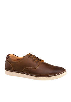 Johnston & Murphy Mcguffey Plain Toe Lace Up Shoe