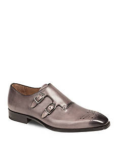 Mezlan Gris Buckle Oxford