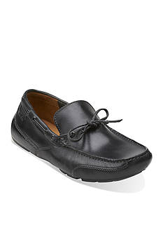 Clarks Ashmont Edge Leather Shoe