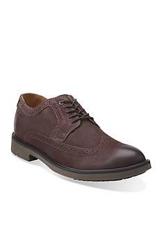 Clarks Wahlton Wingtip Shoe