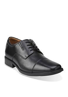 Clarks Tilden Cap Shoe