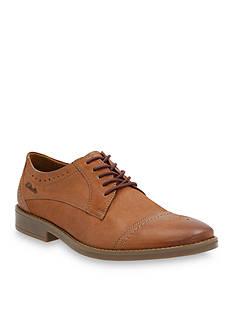 Clarks Garren Cap Oxford Shoe