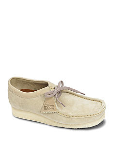 Clarks Wallabee Casual Lace-Up