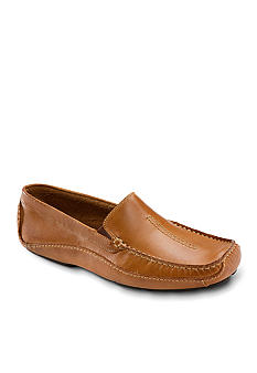Clarks Mansell Brown Slip-on