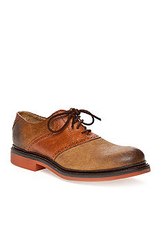 Frye Wallace Saddle Oxford